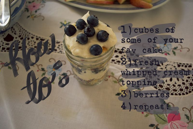 Blueberry trifle (2 of 5)