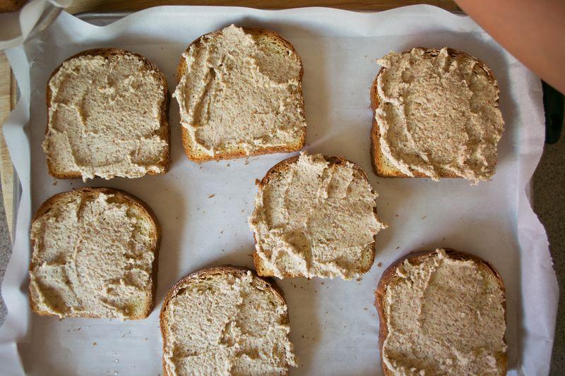 Almond toast (1 of 3)