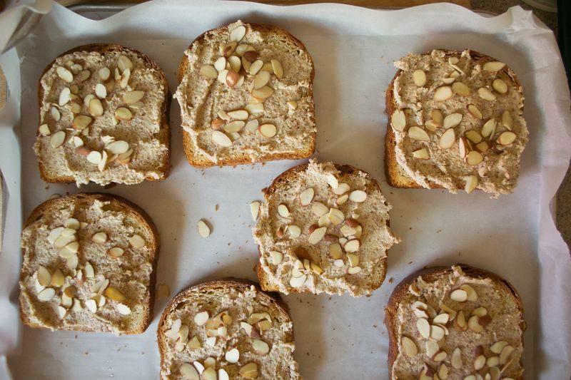 Almond toast (2 of 3)